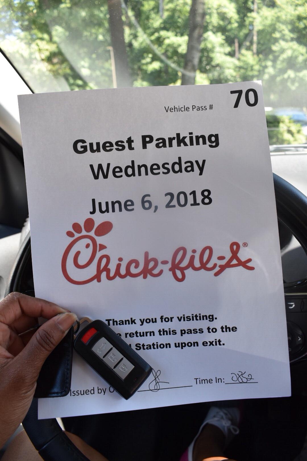 """Chick-Fil-A"" ""Chick-Fil-A Mom Panel""""2018 Mitsubishi Mirage G4 SE"" ""Auto Review"" ""Auto Club"" ""Travel"" ""Family Travel"" ""Road Trip"""