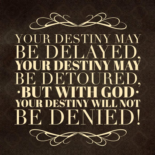 Delayed But Not Denied