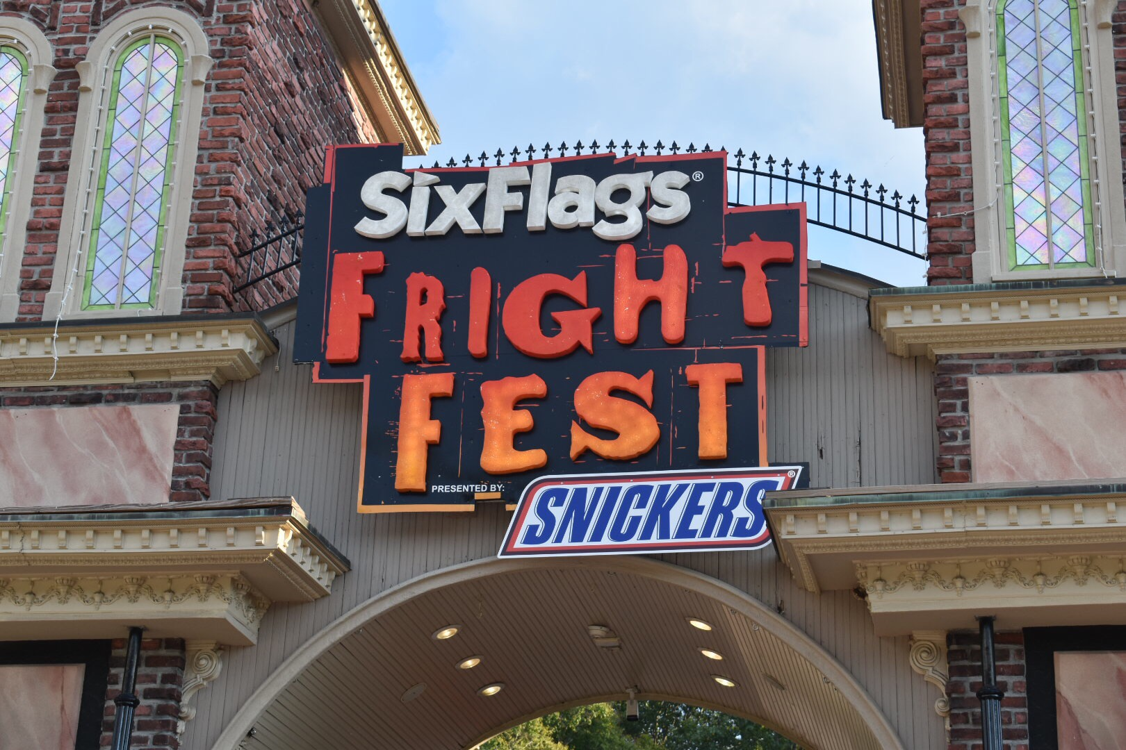 Six Flags Over Georgia Fright Fest