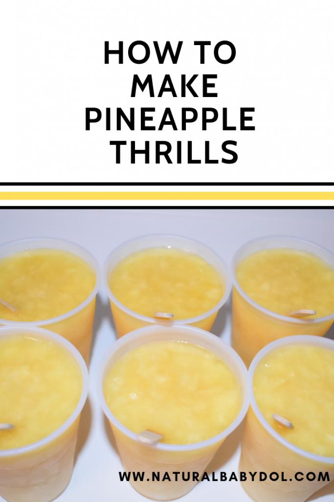 Pineapple Thrills